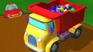 TuTiTu (ТуТиТу) Іграшки | Вантажівка