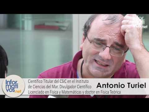 Entrevista a Antonio Turiel, Científico Titular del CSIC en el Instituto de Ciencias del Mar