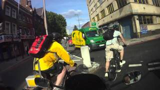 Cyclist Near Miss Compilation