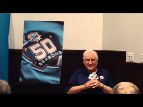 Don Shula Feeling Feisty