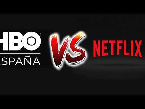 NETFLIX Vs HBO  CUAL ES MEJOR?  MI OPINIÓN