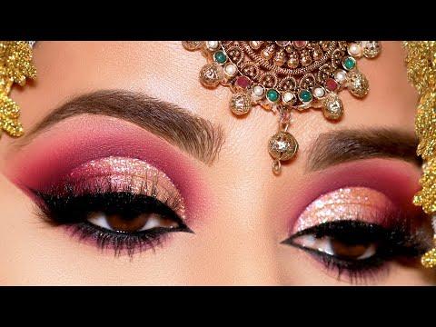 Download How To: Flawless, High Pigment, Long Lasting Indian Bridal Eye Makeup (Sweatproof & Waterproof)