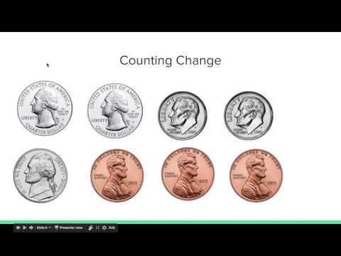 Counting Coins Flipped Lesson Video