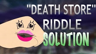 South Park: TFBW ''Death Store'' Riddle Solution