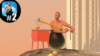 #2『Getting Over It with Bennett Foddy』【アクション】