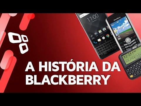 A história da Blackberry - TecMundo