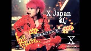 X Japan - 紅Kurenai guitar cover by Eric Lo