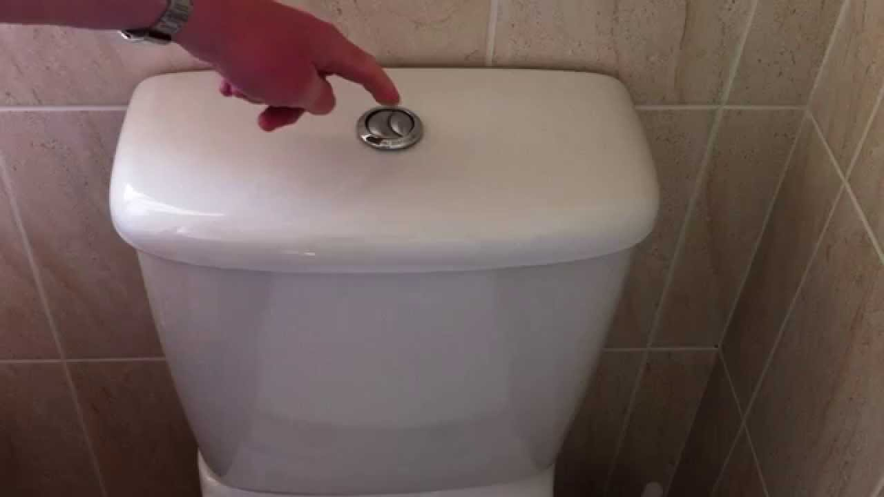 How To Fix A Wasteful Over Filling Dual Push Button Flush
