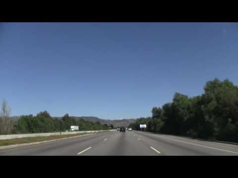 CA 118 East, Moorpark To San Fernando