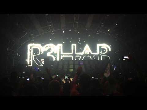 Intro R3hab @ Fun Radio Ibiza Experience⎜R3hab vs. Skytech & Fafaq- Tiger