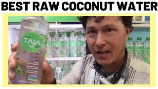 Best Raw Coconut Water in a Bottle & More at Natural Products Expo East 2019