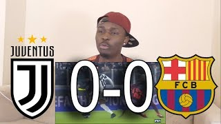Juventus VS FC Barcelona 0-0 All Goals & Highlights: Barcelona Fan Reaction