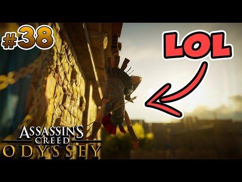 Assassin's Creed Odyssey (38) - PIJANY CZCICIEL?! | Vertez | Zagrajmy w AC Odyseja thumbnail