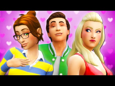 Sims 4 | The Love Triangle | Story