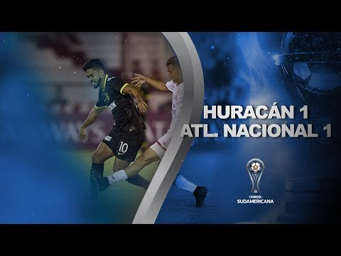 Atl. Huracan Atl. Nacional Goals And Highlights
