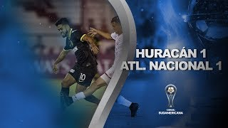 Huracán vs. Atlético Nacional [1-1] | GOLES | Primera fase (Vuelta) | CONMEBOL Sudamericana 2020