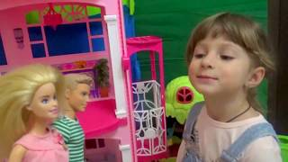 Мультик про Барби/ Видео для детей/Cartoon about Barbie / Video for kids