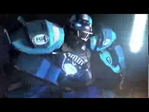 Super Bowl XLVIII opening animation