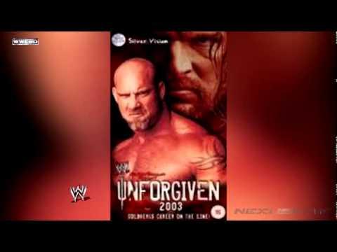"""WWE Unforgiven 2003 Theme: """"Enemy"""" by Sevendust"""