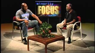 Minority Focus:  Richard Abraham