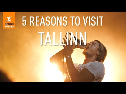 5 reasons to visit Tallinn