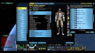 Star Trek Online How Use/set Up Your Bridge Officers
