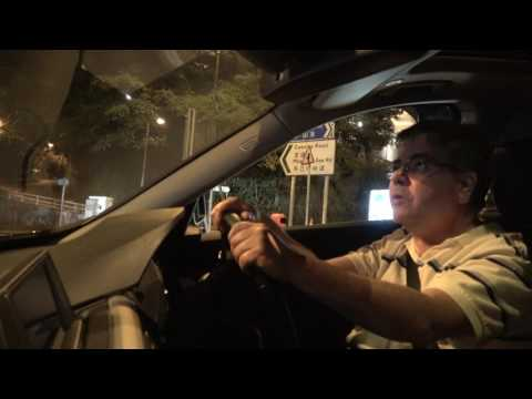 Hong Kong car rental -- DON'T!!! American Driving in Hong Kong