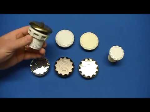 Royal Whirlpool Bath Air Control Knobs Info Video