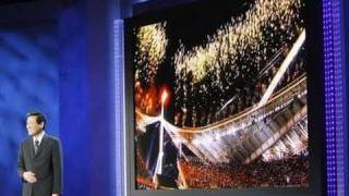 CES 2011_ World's Largest 3D 1080p LED TV - Samsung 75
