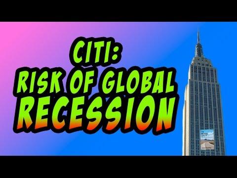 Bank Warns Increased Risk of Global Recession! China, U.S, Dollar, Stocks!