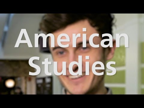 American Studies at the University of Leicester