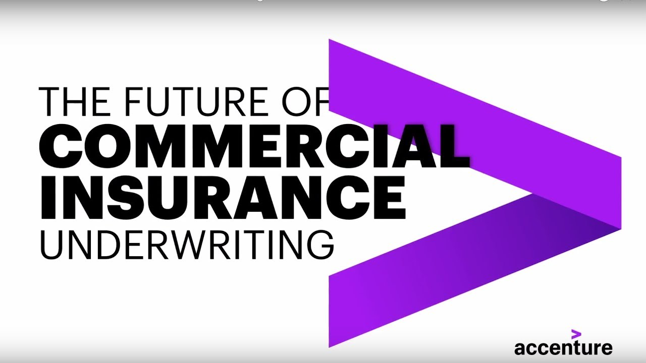 The Future Of Commercial Insurance Underwriting Youtube