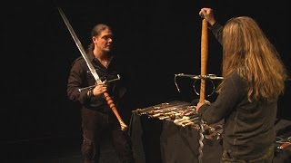 Swords of Europe - Cut, chop and thrust.  Igor D. Górewicz & Phil Burthem (Miecze Europy)