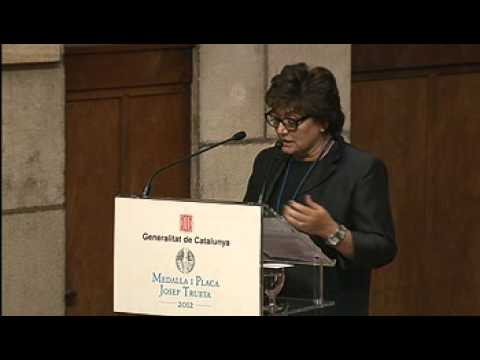 Acte de lliurament de les medalles Josep Trueta