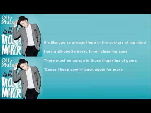 Olly Murs ft. Flo Rida - Troublemaker (With Lyrics)