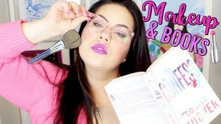 MAKEUP AND BOOKS TAG