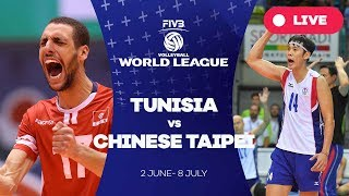 Video Tunisia v Chinese Taipei - Group 3: 2017 FIVB Volleyball World League download MP3, 3GP, MP4, WEBM, AVI, FLV November 2017