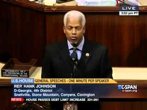 Rep. Johnson marks 3rd anniversary of Bahrain's 2011 popular protests