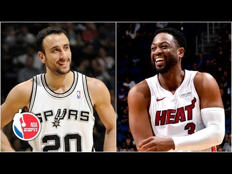 Ginobili, Harden & Wade Rank Among Best Eurostep Players In NBA History | NBA Highlights