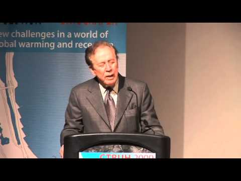 """CTBUH 2009 Chicago Conference - John Portman, """"From an Architect-Developer's Perspective"""""""