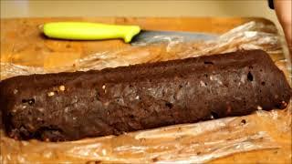 Çikolatalı Dondurmalı Mozaik Pasta Ta...