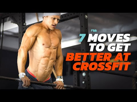 Download 7 Moves to get you Stronger For CrossFit