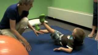Sensory Input Techniques to Calm and Focus your Child