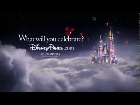 What Will You Celebrate? - Disney Parks Commercial