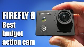 Firefly 8 Best budget Action Cam