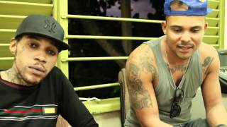 Vybz Kartel Responds to Splice Tune, Assassin Fued, & Best Of The Best 2011.