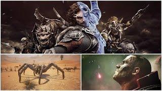 Подробности Middle-earth Shadow of War, Nintendo Switch не хватает | Игровые новости