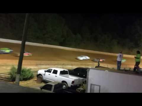 Stock 4 main 7/30/16 Cherokee Speedway