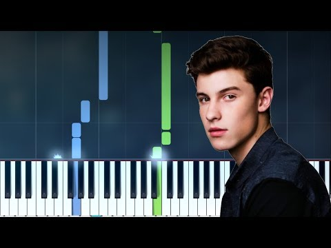 """Shawn Mendes - """"This Is What It Takes"""" Piano Tutorial - Chords - How To Play - Cover"""