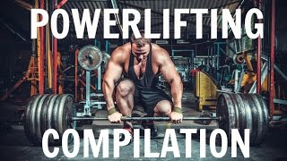 POWERLIFTING COMPILATION 2017 (ft. Efferding, Haack, Wheels, Rubish, Lilliebridge, Candito)